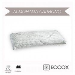 Pack 2 Almohadas ViscoPremium Carbono