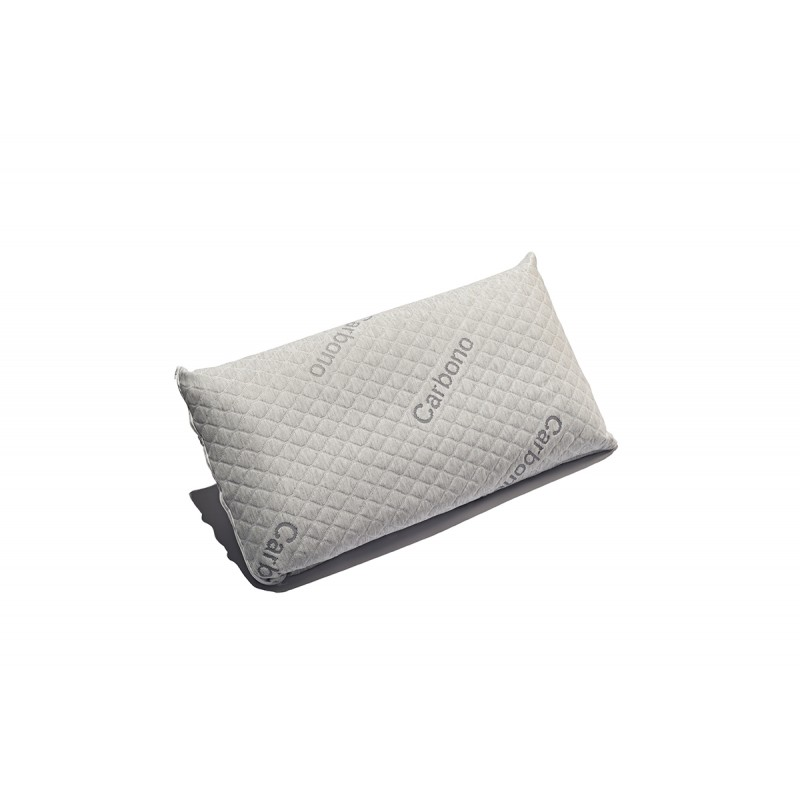 Almohada Visco Luxury Carbono