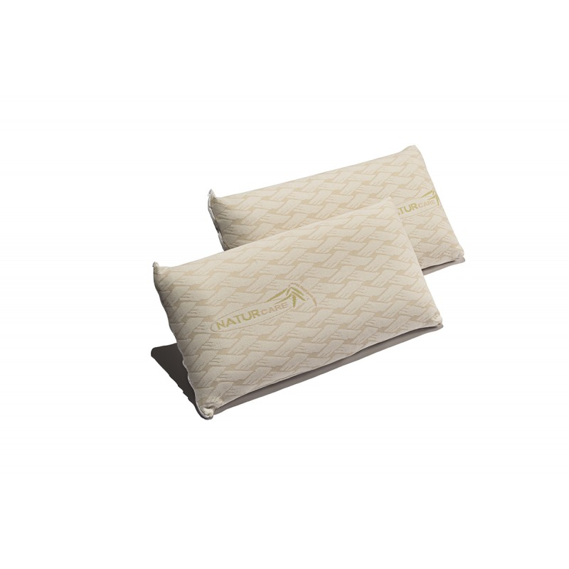Pack 2 Almohadas Visco Natur Care